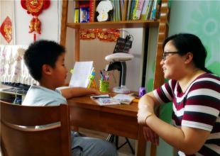 """情系学生,让教育更有""""温度""""——合肥市朝霞小学暑期教师大家访活动"""